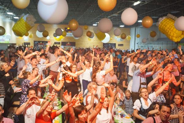 www.albfetza.de Festzelt Partyband Frankreich