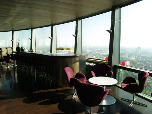 Barfront in metalsign Echtmetall - Projekt München