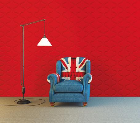 Ob im Objekt-,  im Laden- oder im Messebau,  - mit complexma 3D Reliefplatten lassen sich Räume wirkungsvoll in Szene setzen.