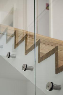 Edles aus Glas besticht durch die Qualität des Materials, Glaszuschnitte und Glasveredelung