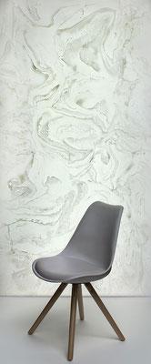 Natural Onyx White - Ansicht, hinterleuchtet