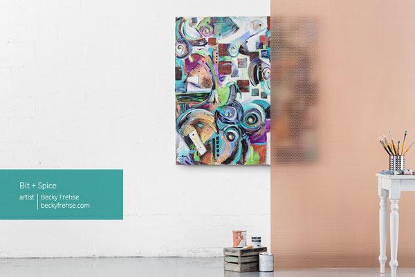 Ormament Acrylglas, Sichtschutz in vielen Farben