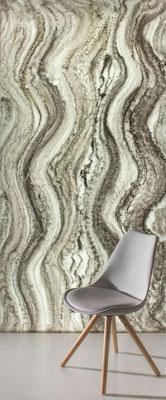 Wave Stone white/grey - Ansicht, hinterleuchtet