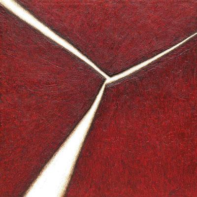 Ouverture (Öffnung), 150 x 150 cm