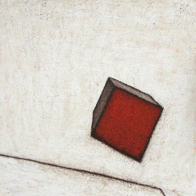 Apesanteur (Schwerelosigkeit),  150 x 150 cm
