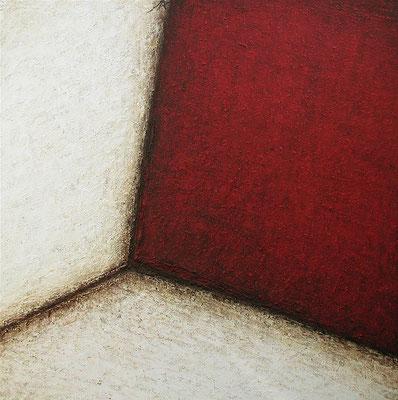 Etrangeté / Sonderbarkeit 150 x 150 cm // Strangeness 4,92 x 4,92 ft