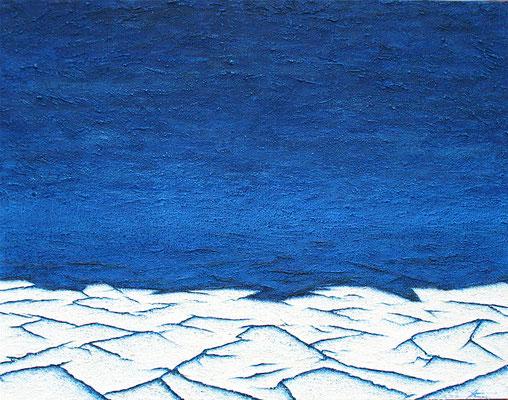 Paysage / Landschaft  114 x 146 cm // Landscape 3,74 x 4,79 ft