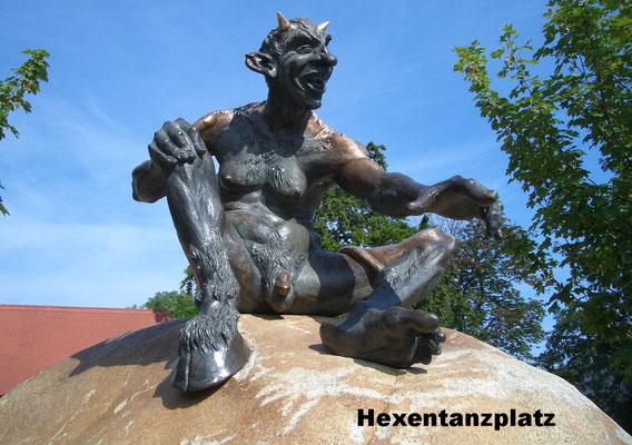 Teufel Hexentanzplatz