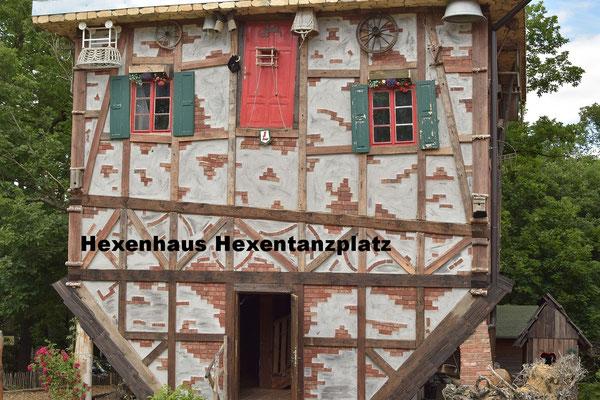 Hexenhaus Hexentanzplatz