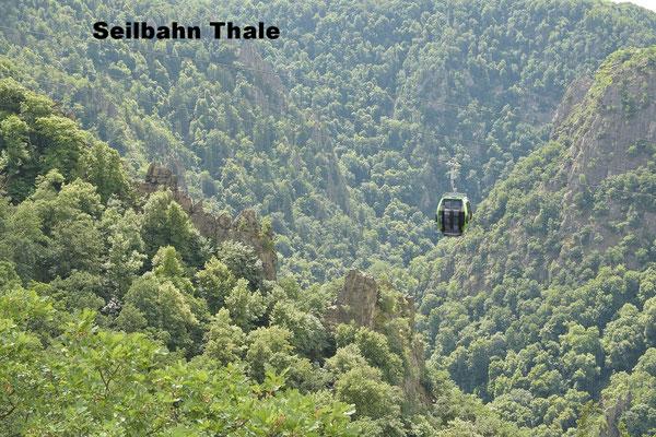 Seilbahn Thale
