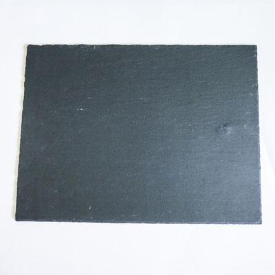 Schiefer Rechteck - 40x30cm