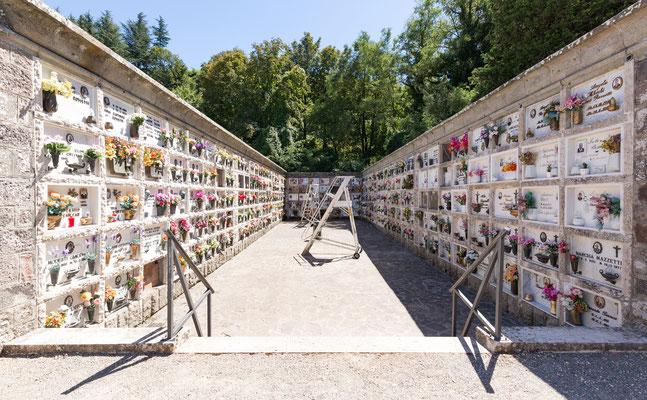 Friedhof Toskana