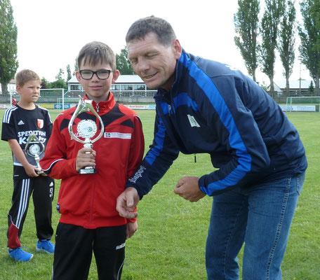 Felix Zimpel, 10 Tore, SG Empor Klein Wanzleben