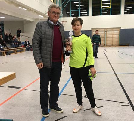 Bester Torhüter: Felix Klemm, Ohrekicker II