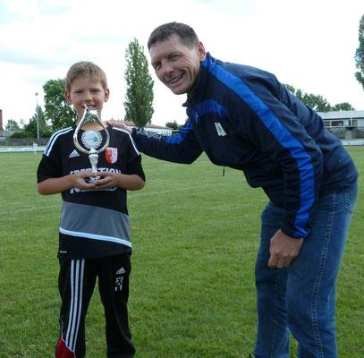 F-Jugend: Noel Herbst, 39 Tore, SC Germania Kroppenstedt
