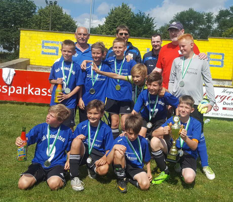 E-Jugend Pokalsieger:  Kali Wolmirstedt