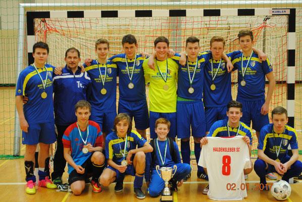 Gewinner B-Jugend: HSC
