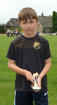 F-Jugend St. 2: Nils Janis Putzer, Bebertal
