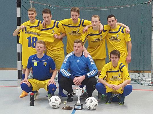 Beste Mannschaft: HSC