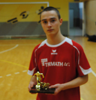Bester Torschütze: Pacal Hoße (6 Tore, Empor Kl. Wanzleben)