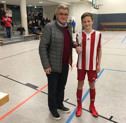 Torschützenkönig: Hannes Hennig, SV Seehausen