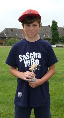 F-Jugend St. 2: Leo Benneth Adams, JSG SaSchaHeRo