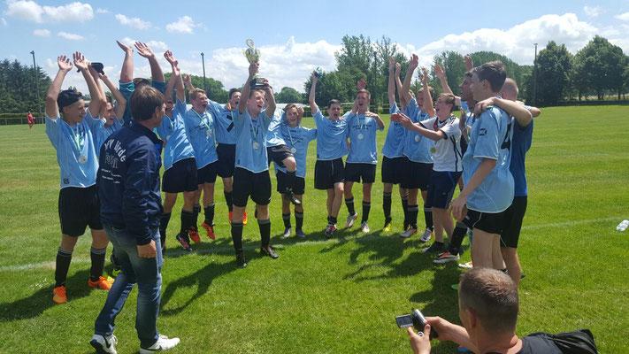 C-Jugend Pokalsieger: JSG Angern/Rogätz/Loitsche/Zielitz