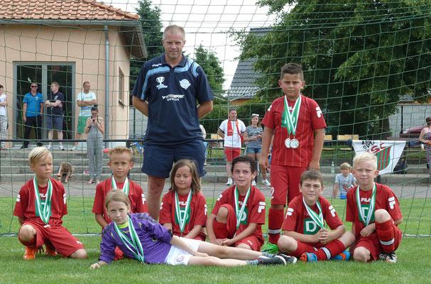 F-Jugend Pokalfinalist: Kali Wolmirstedt