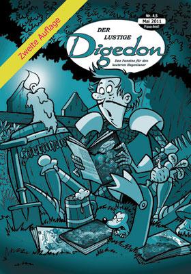 DIGEDON 4,5 2. Auflage
