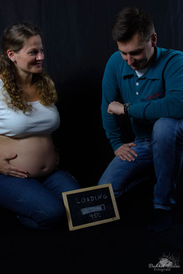 Babybauch Maria 11