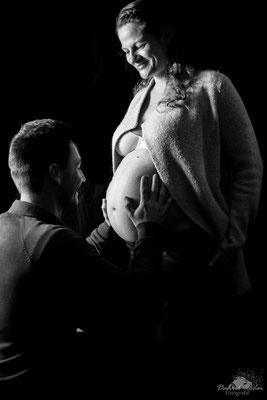 Babybauch Maria 10
