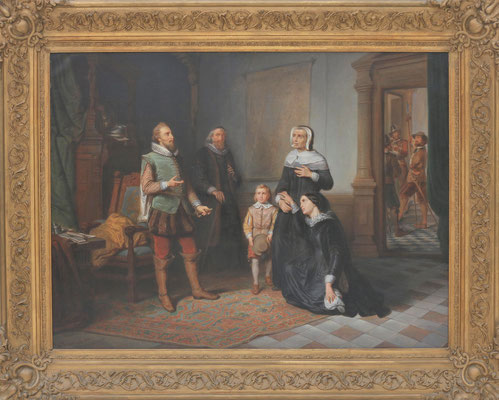 Pieter Alardus Haaxman (1814-1887)   Taxatiewaarde: 19.500,= euro   MAAK EEN AFSPRAAK OF DOE EEN VRIJBLIJVEND BOD!