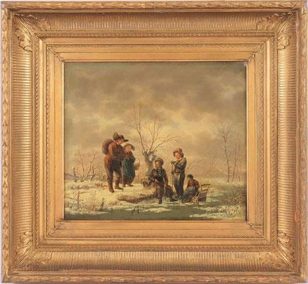 GERRIT HENDRIK GOBELL (1786-1833) | Taxatiewaarde: 5.000,= euro