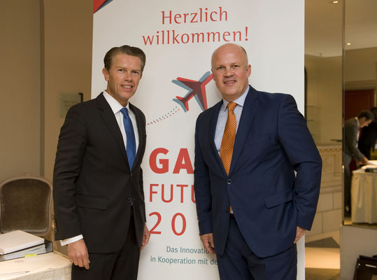 Meeting of GATE, the association of  the German airport industry