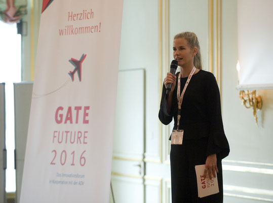 speech at the GATE Future event