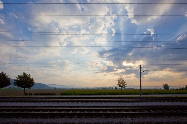 Bahnhof Lupfig | Aargau | Schweiz