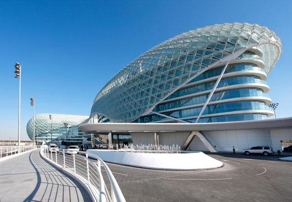 Yas Marina Circuit | Abu Dhabi | Vereinigte Arabische Emirate