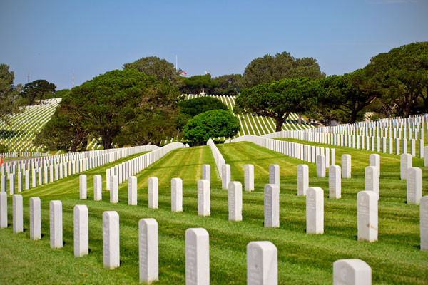 San Diego | Fort Rosecrans National Cemetery