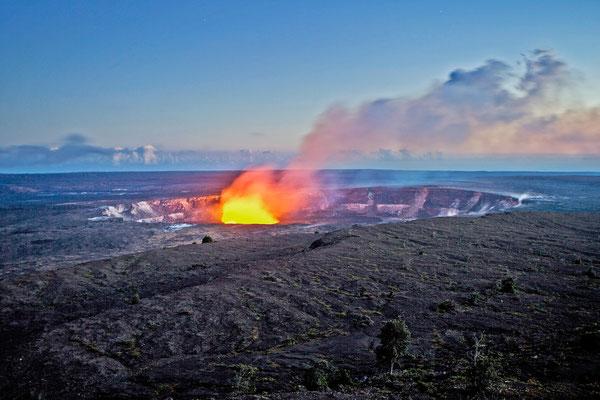 Hawaii | Volcano House Nationalpark