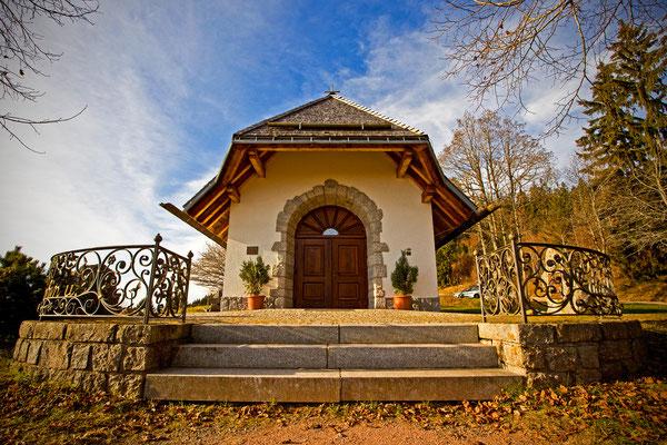 Kappelle Haeusern | Schwarzwald | Deutschland