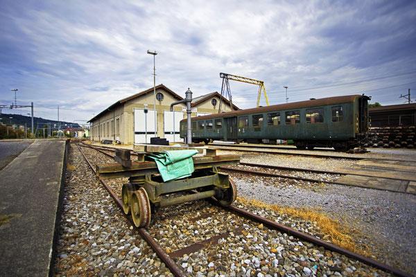 Bahnpark Brugg | Schweiz