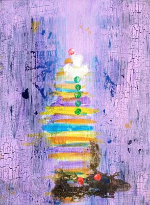 """HOFNARR    //   15,7"""" x 12"""" (40 x 30 cm), oil on canvas, 2014"""