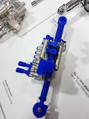 Die 3D-Druck Technologie findet bei Firmen wie Liebherr immer mehr Anwendung in der Produktion
