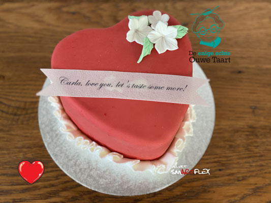 #valentijnstaart #valentijn #hart