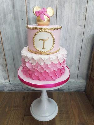 mini mousse taart