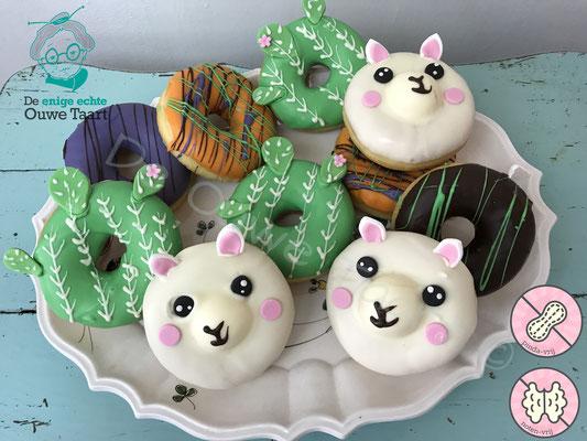 Alpaca donuts