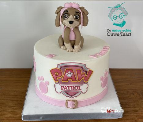 Paw patrol taart