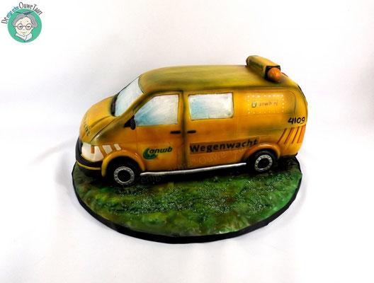 3d VW bus ANWB