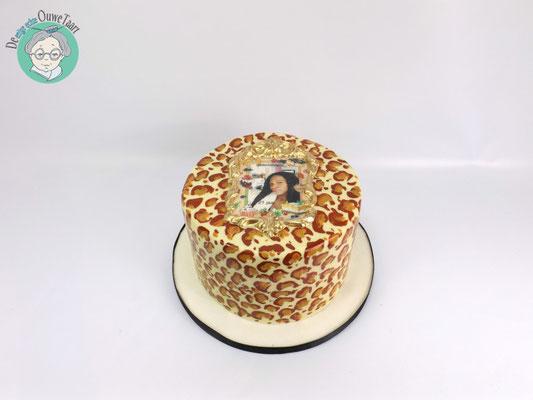 panterprint taart