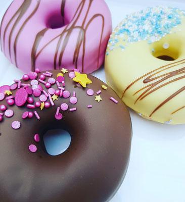 gemengde donuts